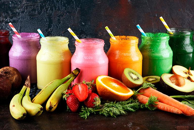 4 Super-Healthy Smoothie Recipes in Dubai, UAE
