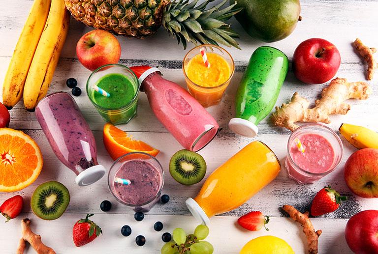 4 Best Fruit Smoothie Recipes in Dubai, UAE