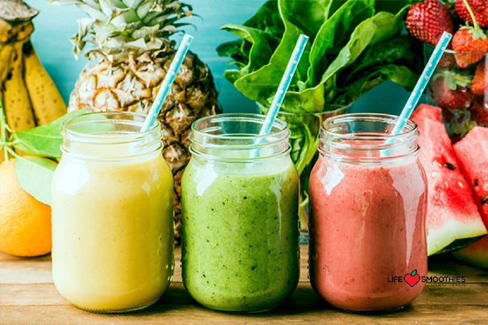 Five Reasons You Will Love Drinking Healthy Smoothies