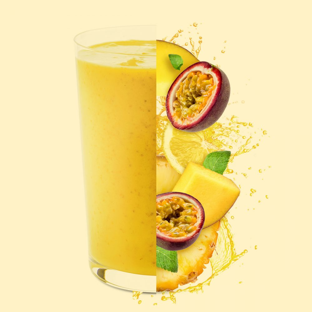 Mango IQF smoothie