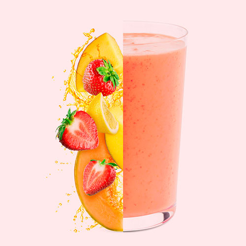 caribbean pre-portioned smoothie