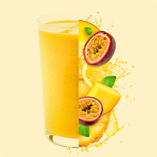 mango easy smoothie