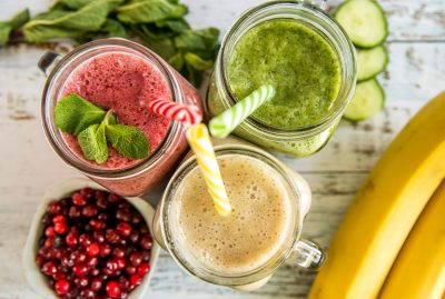 Smoothies can also be for dinner