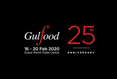 Gulfood, 16-20 Feb 2020, Dubai World Trade Centre