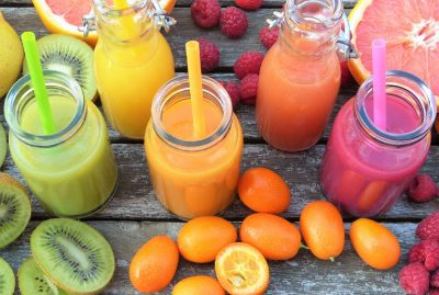 Smoothies:  your refreshing drink this summer