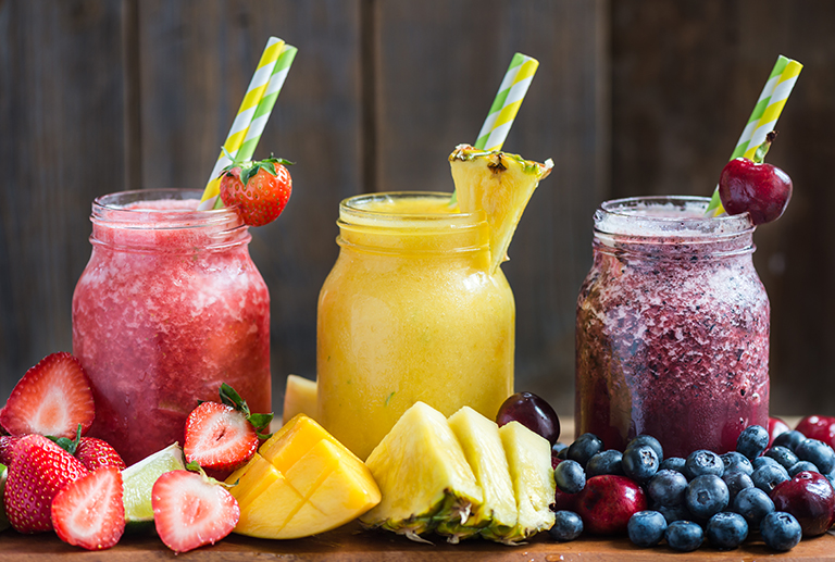 Benefits of starting the year with a good smoothie