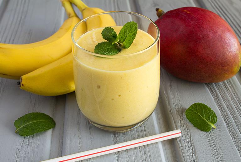 Tropi Colada Smoothie, our sweetest smoothie