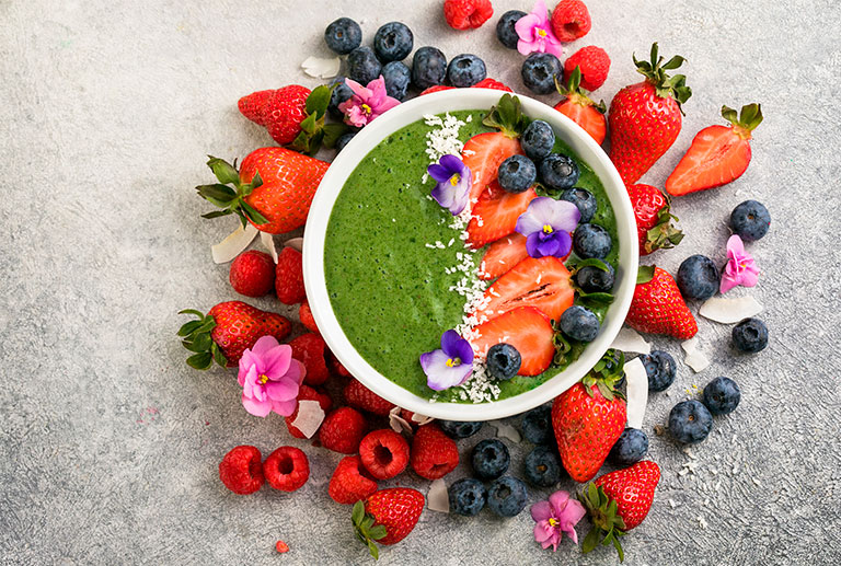 Tell us your favourite fruit and we'll tell you the perfect smoothie for you