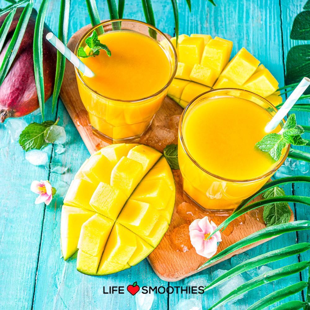 favourite fruit perfect smoothie