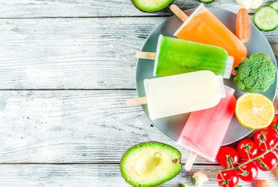 Different refreshing and fun ways to drink your smoothie this summer