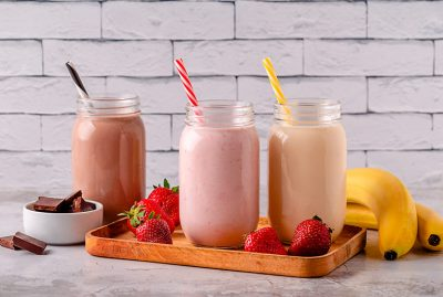 5 Reasons to try our new Shakes!